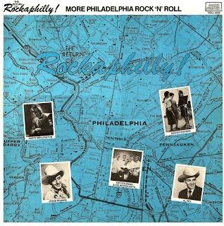 Return Of Rockaphilly! More Philadelphia Rock`n`Roll-0