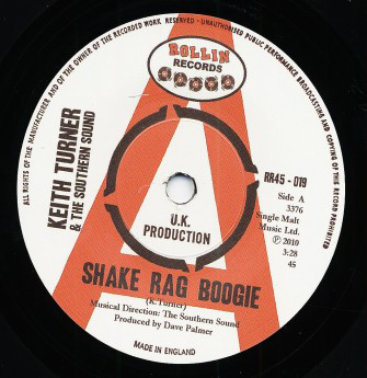 Shake Rag Boogie / They Call Me The Breeze-0