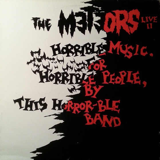 Live II (Horrible Music, For Horrible People By This Horror-ble band)-0
