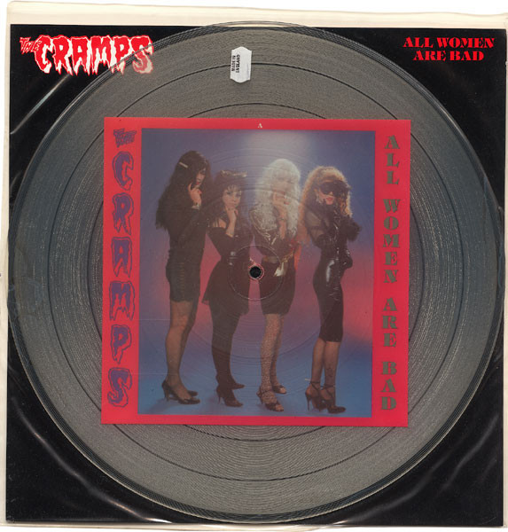 All Women Are Back 12``EP (Picture disc)-0