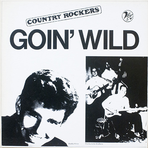 Country Rockers Vol 3 - Goin` Wild-0