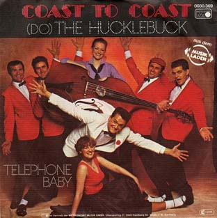 Do The Hucklebuck / Telephone Baby-0