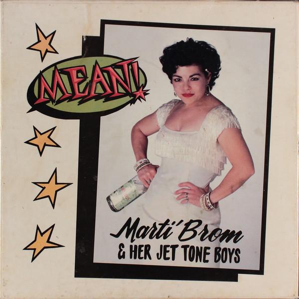 Mean! 4 x single + CD-0