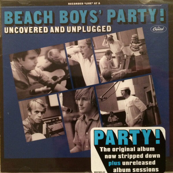 Beach Boys' Party! Uncovered And Unplugged -0