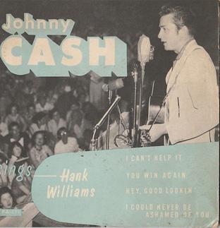 Sings Hank Williams EP-0
