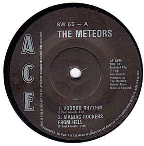 Meteor Madness EP-60807