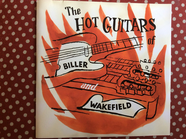 The Hot Guitars Of-0