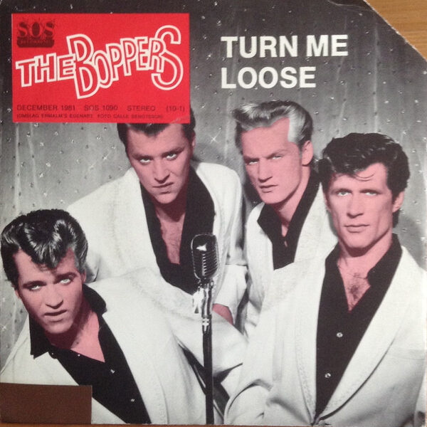 Turn Me Loose / Umbrella-0