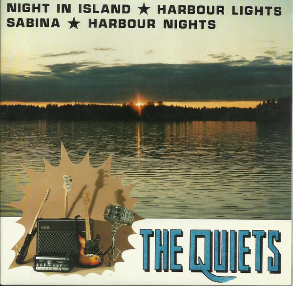 Night In Island EP (Blue Vinyl)-0