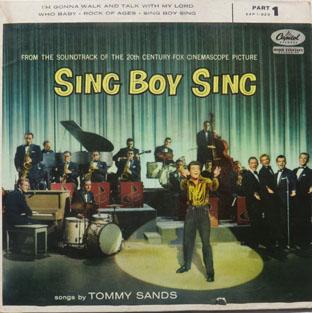 Sing Boy Sing Part 1 EP-0