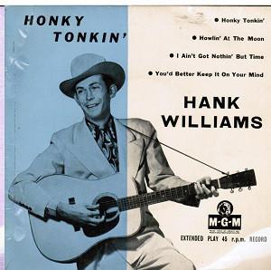 Honky Tonkin´ EP-0