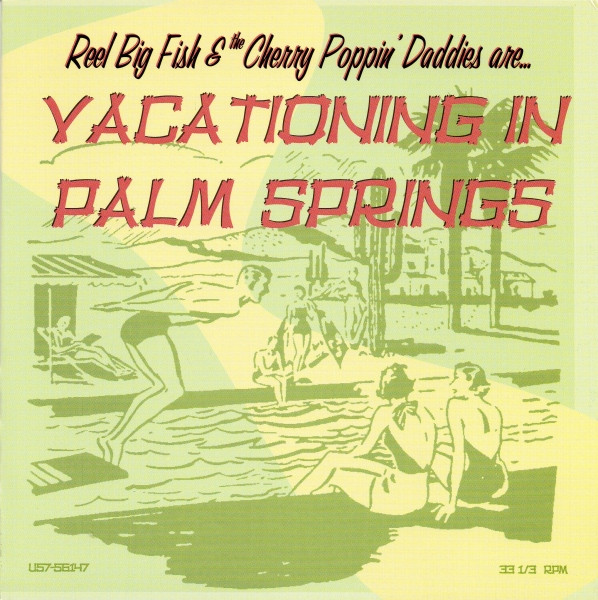 Vacationing In Palm Springs EP-0