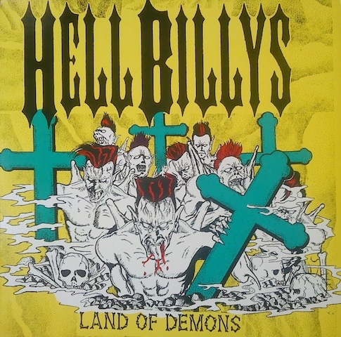 Land Of Demons (Red Vinyl)-0