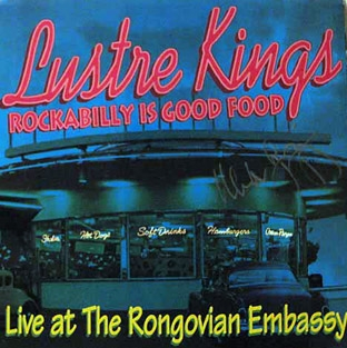 Rockabilly Is Good Food: Live At The Rongovian Embassy -0