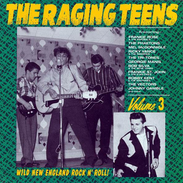 Raging Teens Vol 3-0