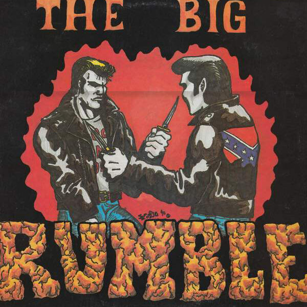 Big Rumble (Killer Dillas – 1 )-0