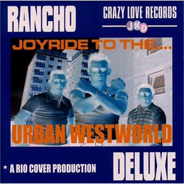 Joyride To The Urban Westworld-0