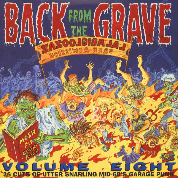 Back From The Grave Vol 8 2LP-0