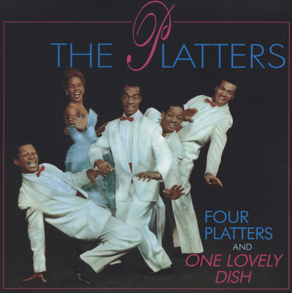Four Platters And One Lovely Dish 9CD Box set-0