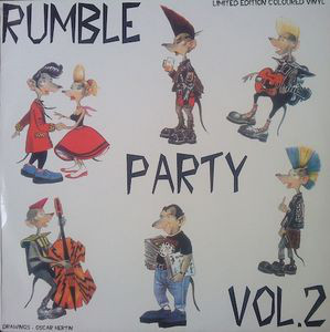 Rumble Party Vol 2-0