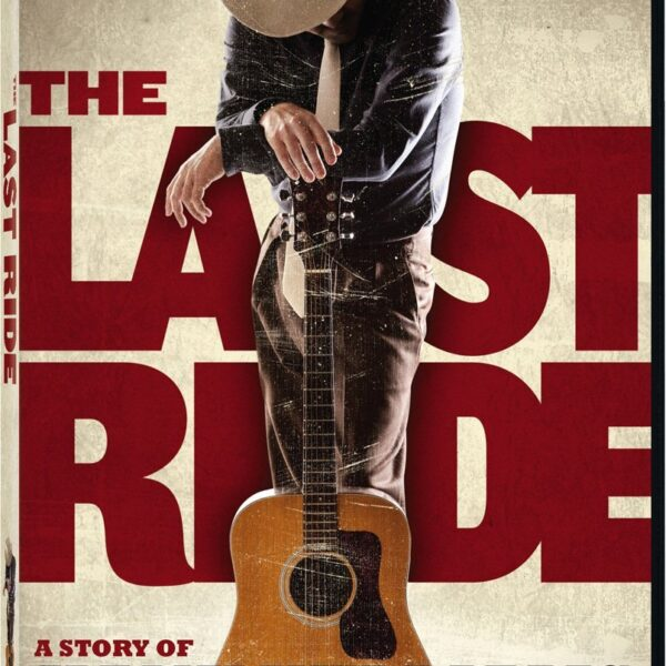 The Last Ride (A Story Of Hank Williams)-0