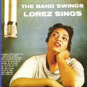 Band Swings-Lorez Sings-0