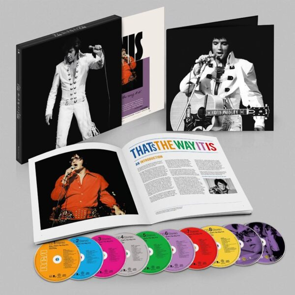 That`s The Way It Is 8CD + 2DVD Boxset-0