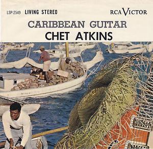 Caribbean Guitar EP (33 rpm)-0