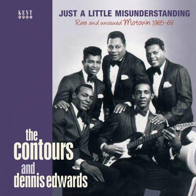 Just A Little Misunderstanding- Rare And Unissued Motown 1965-68-0
