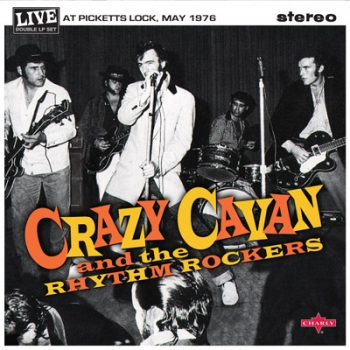 """Live at Picketts Lock DOUBLE 10""""LP-0"""