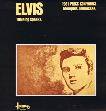 The King Speaks - 1961 Press Conference Memphis, Tennessee-0