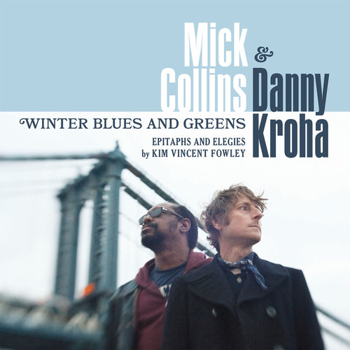 Winter Blues And Greens DOUBLE EP-0