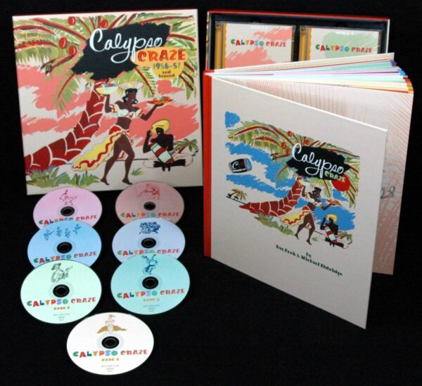 Calypso Craze (6-CD/1-DVD Box)-0