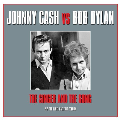 The Singer And The Songs 2LP (Red Vinyl)-0