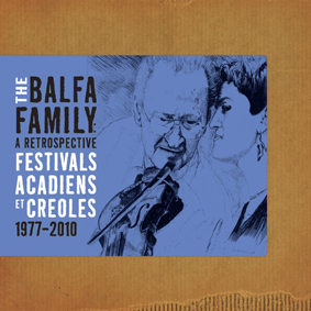 Retrospective Festivals Acadiens Et Creoles-0