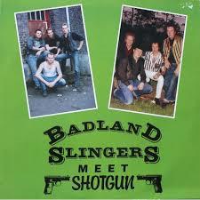 Badland Slingers Meet Shotgun -0