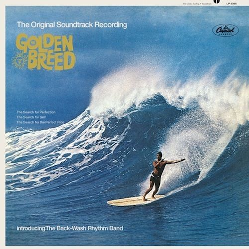 The Golden Breed OST-0