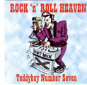 Teddy Boy Rock`n`Roll No 7 - Rock`n`Roll Heaven-0