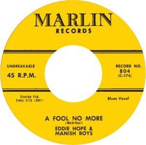A Fool No More / Lost Child-0
