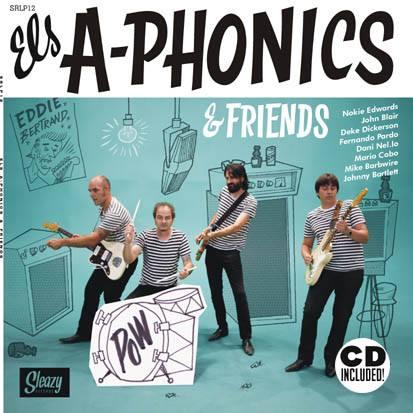 & Friends LP + CD-0