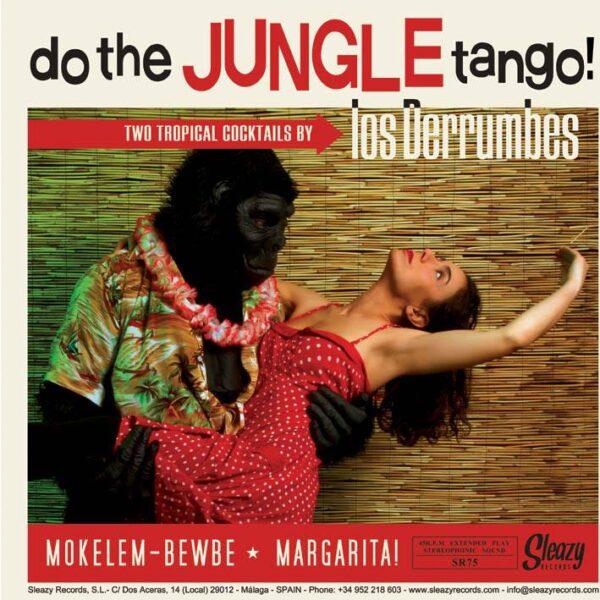 The Bondage Palace / Do The Jungle Tango EP-0