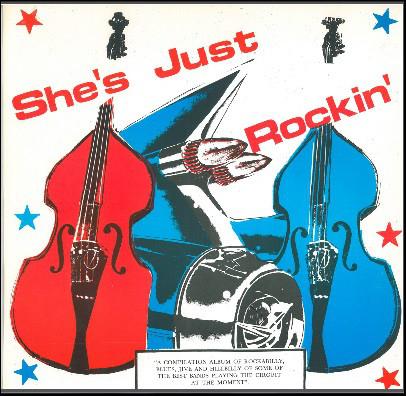 She's Just Rockin' -0