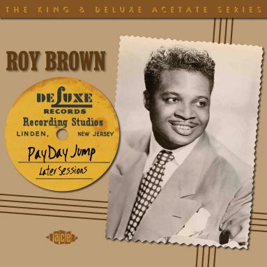 Pay Day Jump: Later Sessions - The King & Deluxe Acetate Series-0