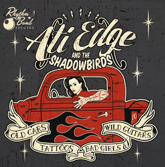 Old Cars, Tattoos, Bad Girls & Wild Guitar-0