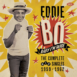 Baby I'm Wise ~ The Complete Ric Singles 1959-1962-0