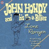 "Lone Ranger 10""LP + CD-0"