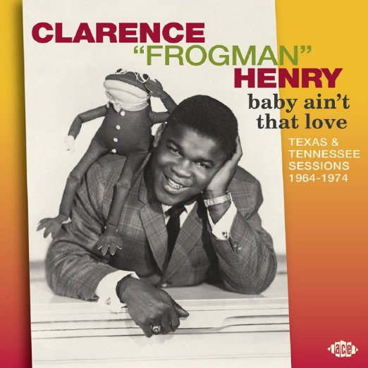 Baby Ain't That Love: Texas & Tennessee 1964-74-0