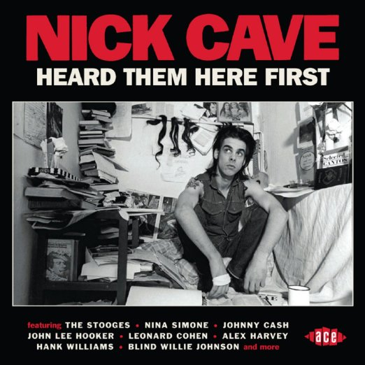 Nick Cave Heard Them Here First-0
