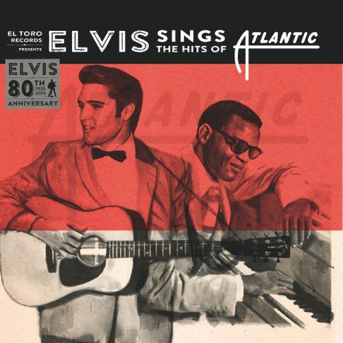 Elvis Sings The Hits Of Atlantic EP-0
