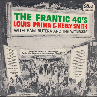 The Frantic 40`s EP-0